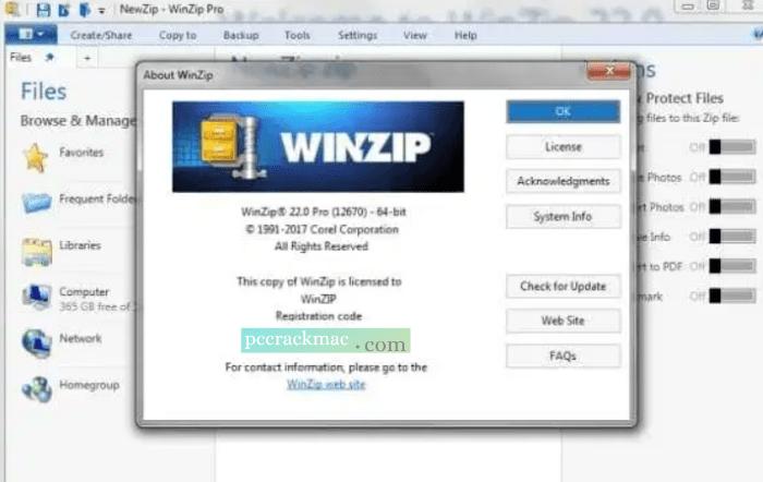 WinZip Pro Crack Free Here