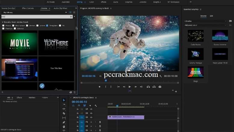 Adobe Premiere Pro Cracked 2021