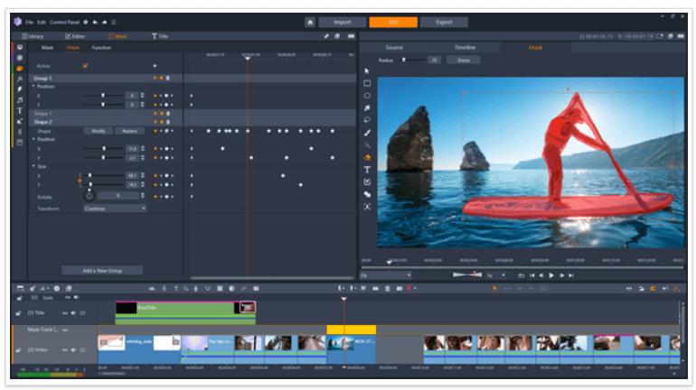 Pinnacle Studio 24 Ultimate: Video Editing Software