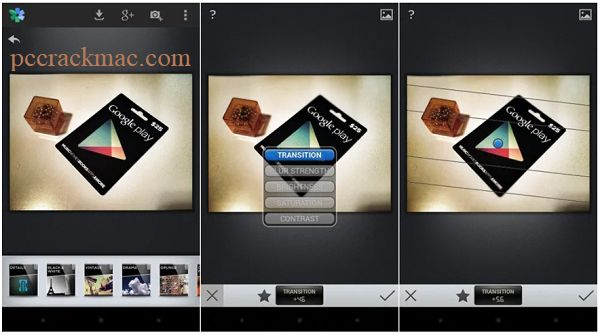 Snapseed for desktop and Pc Free Here